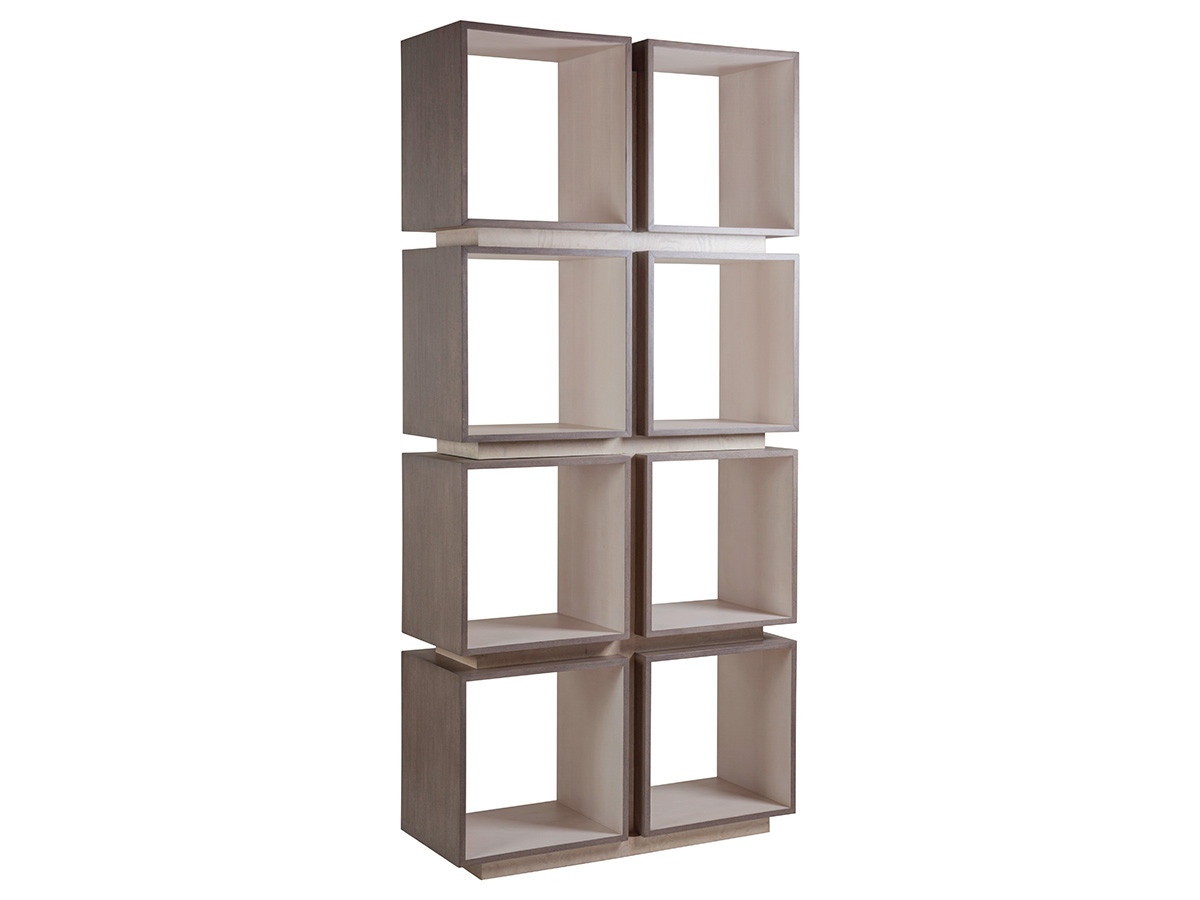 Mercury eight cube etagere for Dining room etagere