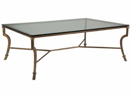 Syrah Large Rectangular Cocktail Table