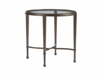 Sangiovese Round End Table