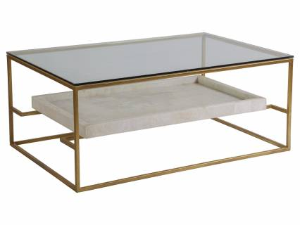 Cumulus Rectangular Cocktail Table
