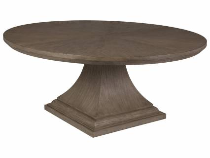Bento Round Dining Table - Bia