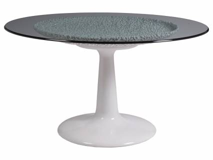 Seascape White Dining Table