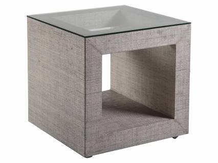 Precept Square End Table