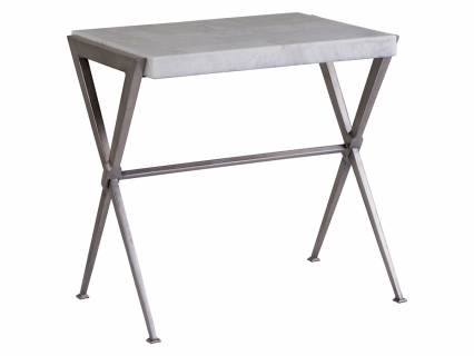 Greta Rectangular End Table