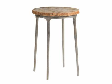 Clarence Round Spot Table