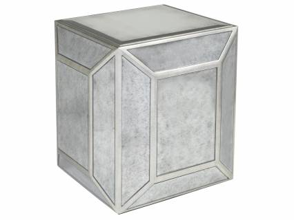 Metropole Square End Table