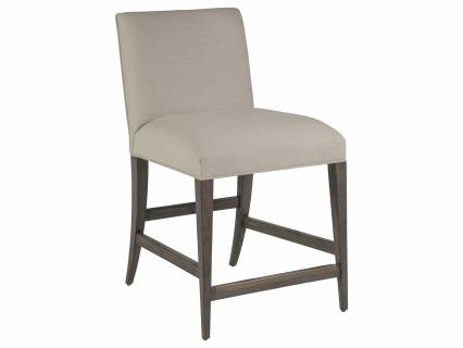 Madox Low Back Counter Stool|
