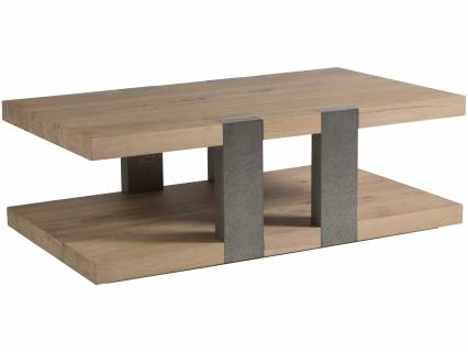 Verite Rectangular Cocktail Table