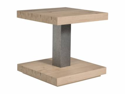 Verite Square End Table